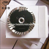 China Professional Stone Dry Cutting Diamond Saw Blade para granito de mármore concreto em cerâmica
