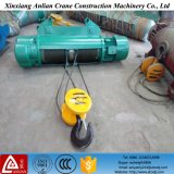 5ton Electric Wire Rope Hoist met Afstandsbediening Wireless