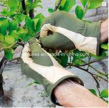Le Gant-Jardin en cuir de Gant-Sûreté de Gant-Nylon Gant-Travaillent le gant