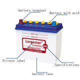 N40 Autobatterie