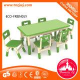Equipamento educacional Cadeira de mesa Mobiliário de sala de aula para crianças