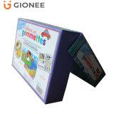 Kundenspezifisches Drucken-faltbarer Papierverpackenkasten für Geschenke