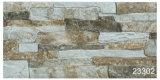 Tuile en pierre rustique en céramique de mur extérieur/tuile extérieure (200X400mm)
