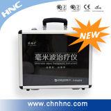 Dor de inibição do cancro, equipamento do tratamento médico de onda eletromagnética de Hnc Mmw do instrumento da terapia da úlcera da pele