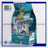 Sacchetto di plastica stampato di Laminted per alimento per animali domestici