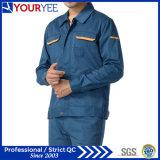 Aangepaste Unisex- Eenvormige Kostuums Workwear (YMU108)