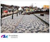 Natuurlijke Graniet Gevlamde Straatsteen