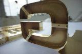 Brieven de van uitstekende kwaliteit van het Roestvrij staal van de Brieven van het Gouden Plateren/Van het metal/Aluminium- Kanaal