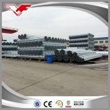 Tubo de acero galvanizado caliente 48.3m m del sistema del andamio de la alta calidad