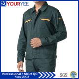 주문을 받아서 만들어진 남녀 공통 작업복 획일한 한 벌 (YMU108)