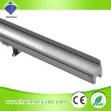 IP65 imperméable à l'eau 1200 mm RGB SMD 5050 Linear LED Wall Washer