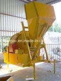 mezclador concreto 560L con la cuerda de alambre que alza el sistema (RDCM350-11D)