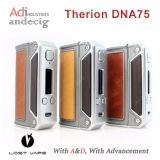 Lost Mod коробки обломока днаа 75 Evolv Vape Therion DNA75