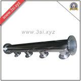 Нержавеющая сталь служила фланцем коллектор насоса для системы водоснабжения (YZF-PM02)