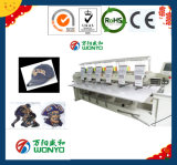 Machine commerciale/industrielle de broderie, machine Wy1206c/Wy906c de broderie de têtes du model neuf 6
