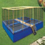 Gebieden van de Trampoline van de Speelplaats van het jonge geitje de Binnen voor Verkoop