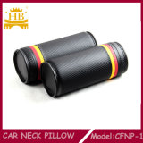 Подушка остальных шеи пены Memery волокна углерода для автомобиля