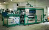 Máquina de formação plástica automática da alta qualidade superior do tipo para a fatura de empacotamento descartável da bandeja
