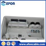 Im FreienFTTH 24 Portfaser Opitc Kabel-Verteilerkasten