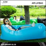 Кровать софы раздувное Laybag воздуха водоустойчивой Nylon ткани логоса OEM 9 цветов портативная