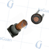 8.7/15kv XLPE/PVC Insulated Copper Wire Cable