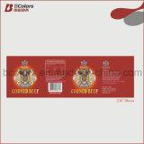 Kundenspezifisches Nahrungsmittel/Beverage/Medicine-Kennsatz Drucken