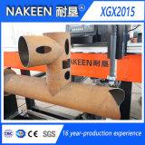 三軸CNCのステンレス鋼の管の打抜き機