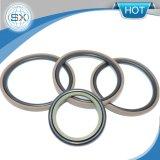 St-Tipo anillo de reserva de la rotación PTFE Glyd de la combinación del pistón