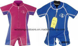 Mehrfachverwendbare Swim-Baby-Windel, warmer Wetsuit, Tragvermögen-Badeanzug. Wm031