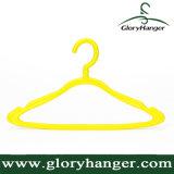 Percha de ropa plástica para los niños del color de la alta calidad
