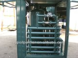Planta usada elevado desempenho da regeneração do petróleo do transformador (ZYD)