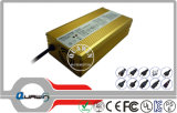 Заряжатель золота 21.9V 7A для 6s батареи лития LiFePO4
