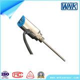 Interruptor industrial esperto da temperatura 0-20mA/4-20mA/0-5V/0-10V/Modbus, indicador de OLED com 330° Rotação