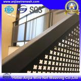 Feuille métallique perforée galvanisée décorative avec Ce & SGS