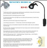 LED Examination Lamp Ks-Q3, Spot Examination Light, Gp Practices, E.N.T., Ophthalmology, Gynaecology, Small Theatre, Minor Operation를 위한 Black Wall Mounted Type