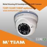 Oberseite 10 FCC CCTV-Full HD 1080P Megapixel Waterproof Outdoor IR Dome Ahd Camera, CER, RoHS Certification