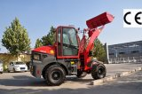 Haiqin Brand Articulated 1.0 Ton Mini Loader (H910A) с CE