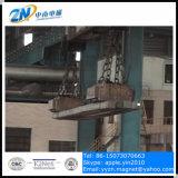 Aimant de levage pour la billette en acier de levage installée sur la grue MW22