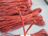 Fio/cabo flexíveis do silicone