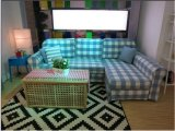 L bâti de sofa de tissu de forme pour l'usage de Chambre (SB010)