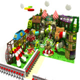 Wald Adventure Children Amusement Park Indoor Playground mit Cer