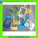Magnifier di formato della carta di credito 3X di 85*55mm per la lente d'ingrandimento su ordinazione Hw-803 di affari