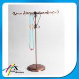 Étalage de bijou de compteur en métal de stand pour le bijou de bracelet