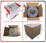 Bestes Kabel des Preis-UTP CAT6 mit 0.56mm CCA dem Leiter