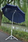 Стальное Поляк делает складывая зонтик водостотьким пляжа 2 - Sy1602