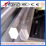 Cold Drawn Bright Surface Stainless Steel AISI 316L (DIN1.4404) Solid Hexagon Bar