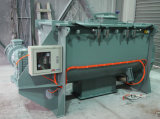 Type horizontal Ribbon Mixer para Batch Mixing