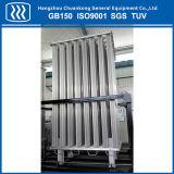 Vaporizador de gás a gás de alta pressão e alta pressão