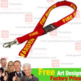 Drucken Neck Lanyard mit Customer Logo