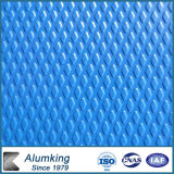Placa Chequered de alumínio para a decoração